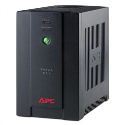 APC Back-UPS BX800CI 800 black