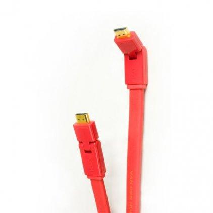 Van Den Hul HDMI Flat 180 5.0m