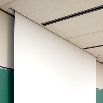 """Экран Draper Targa HDTV (9:16) 302/119"""" 147*264 MW (XT1000E) ebd 30"""" case white TBD701515"""