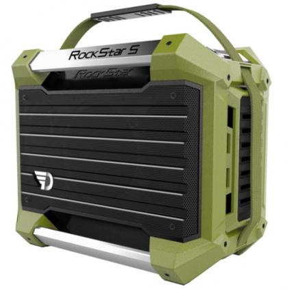 DreamWave Rockstar S green