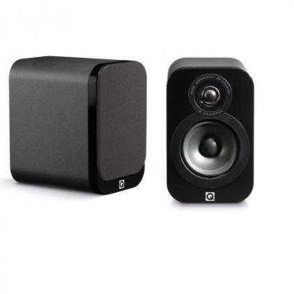 Полочная акустика Q-Acoustics Q3020 graphite matte