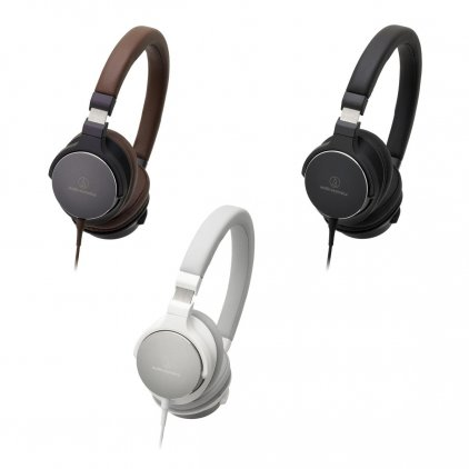 Audio Technica ATH-SR5 brown