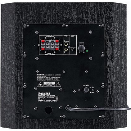Yamaha YST-SW216 black