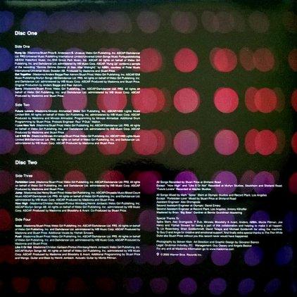 Madonna CONFESSIONS ON A DANCE FLOOR (Pink vinyl)