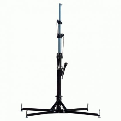 Стойка Proel Proel PL530 - Световая стойка с лебедкой, 4 опоры с домкратами, вес нагр.100кг