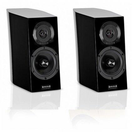 Полочная акустика Audio Physic Step 25 black high gloss