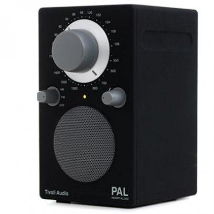 Tivoli Audio Portable Audio Laboratory basic black (PALBLK)