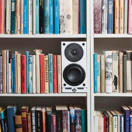 Полочная акустика System Audio SA Aura 1 white