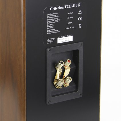 Полочная акустика T+A TCD 410 R Walnut dark matt