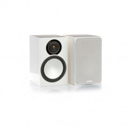 Monitor Audio Silver 1 high gloss white