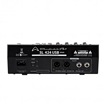 Wharfedale Pro SL424USB