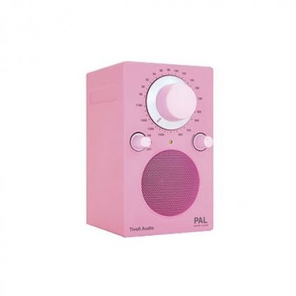 Tivoli Audio Portable Audio Laboratory pink (PALPNK)