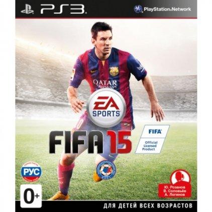Игра для PS3 FIFA 15 PS (с поддержкой Move)