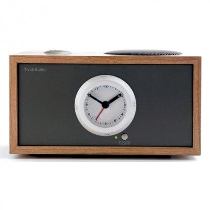 Tivoli Audio Dual Alarm Speaker cherry/taupe (MDASTPE)