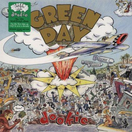 Green Day DOOKIE (180 Gram)
