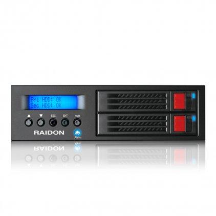Raidon MR2020-2S-S2R (DAS)