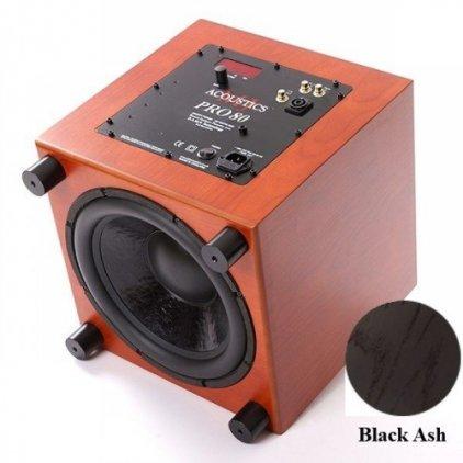 MJ Acoustics Pro 80 Mk I black ash