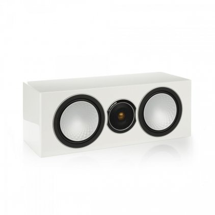 Центральный канал Monitor Audio Silver Centre white gloss