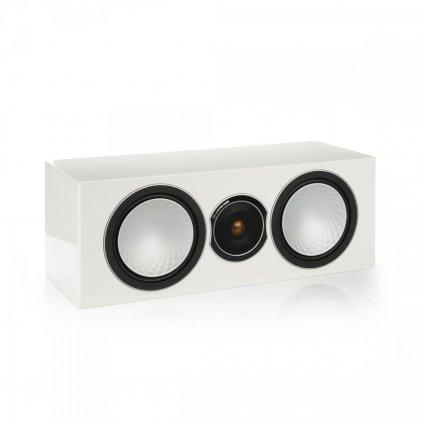 Monitor Audio Silver Centre white gloss