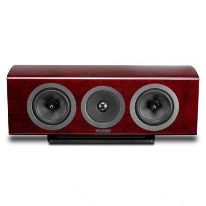 Wharfedale REVA-C piano deep rose