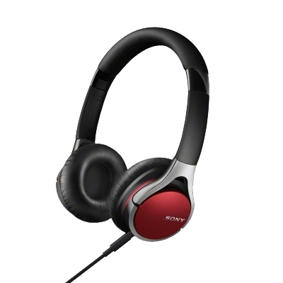Sony MDR-10RC red