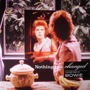 David Bowie NOTHING HAS CHANGED (THE VERY BEST OF BOWIE) (180