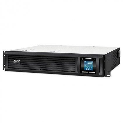 APC Smart-UPS SMC1500I-2U 1500VA black