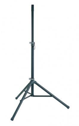 Стойка K&M K&M 21450-000-55  стойка для АС, узлы пластик, до 50 кг, d 35 мм, h 1270 - 1930 мм, алюминий, черная