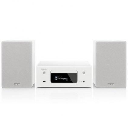 Denon CEOL N10 White (RCD-N10+SC-N10)