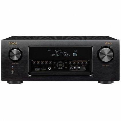 Denon AVR-X4500H Black + HEOS 1HS2