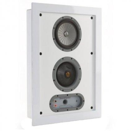 Настенная акустика Monitor Audio SoundFrame 1 On Wall white