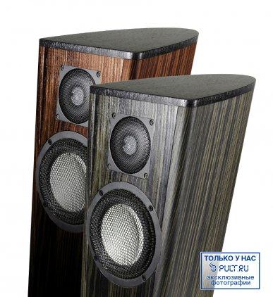 Albedo Audio HL 2.2 ebony