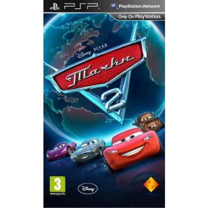 Sony Игра для PSP Тачки 2 (Essentials) rus