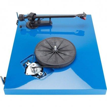 Pro-Ject Debut Carbon (DC) blue (Ortofon OM10)