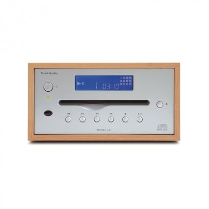 Tivoli Audio Model CD cherry/silver (MCDSLCB)