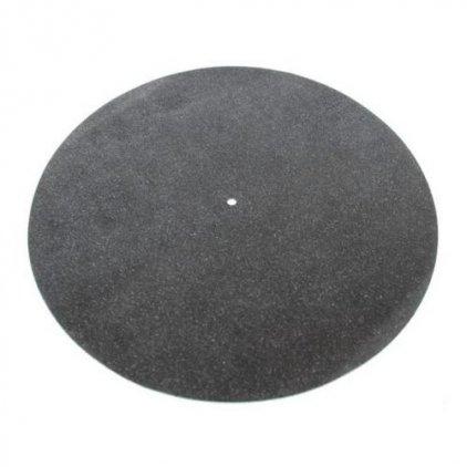 Мат для диска проигрывателя Tonar Leather Player Mat