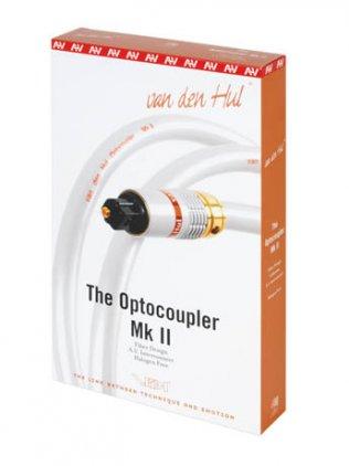Кабель межблочный аудио Van Den Hul Optocoupler MKII 3.0m