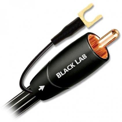 Кабель межблочный аудио AudioQuest Black Lab 20.0m PVC