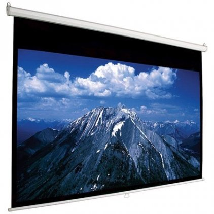 "Экран Draper Accuscreen Manual HDTV (9:16) 302/119"" (58x104"") 147*264 MW TBD12""800008"