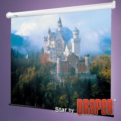 """Draper Star NTSC (3:4) 244/96"""" (100'', 8') 152*203 MW (XT"""
