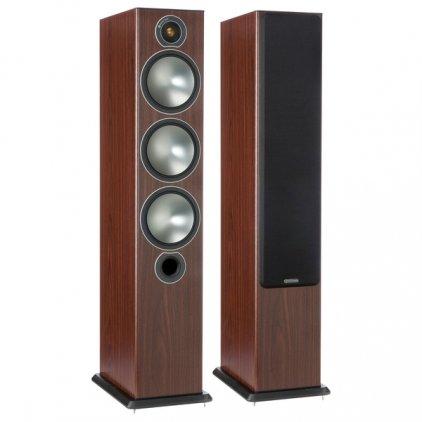 Напольная акустика Monitor Audio Bronze 6 rosenut