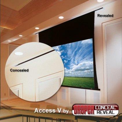 "Draper Access/V NTSC (3:4) 183/72"" 108*144 XT1000V ebd 12"""