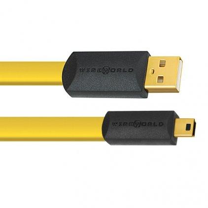 USB кабель Wire World Chroma USB 2.0 A-miniB 2.0m