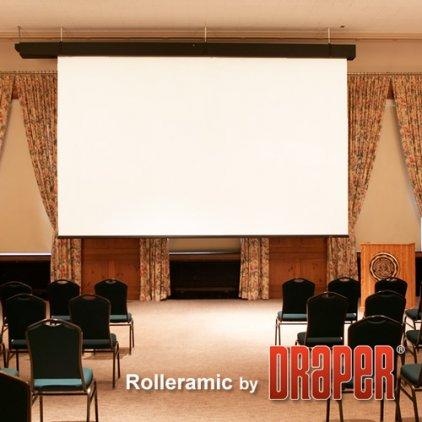 """Экран Draper Rolleramic NTSC (3:4) 635/250"""" 376*503 MW (XT1000E)"""