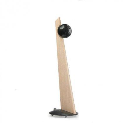 Напольная акустика Cabasse iO2 on stand (Light oak/Black pearl)