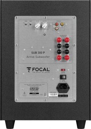 Focal Sub 300 P black