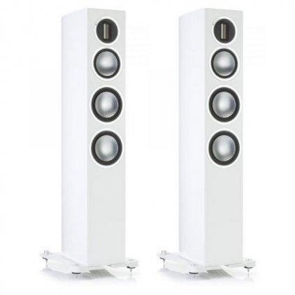 Напольная акустика Monitor Audio Gold 200 piano white