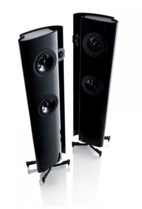 Vienna Acoustics Schonberg piano black