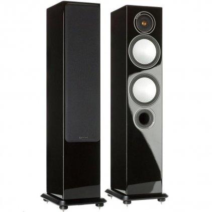 Напольная акустика Monitor Audio Silver 6 high gloss black
