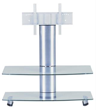 Подставка под ТВ и HI-FI Ultimate AX 9544N silver alu